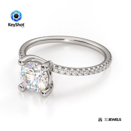 Jewelry_Studio_Render_Scene_Setup_KeyShot7