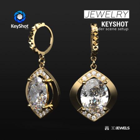 KeyShot7-realistic-jewelry-render-scene-setup-Pack3-Website2
